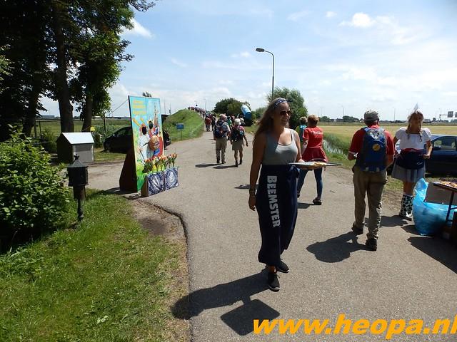 2016-06-17 Plus 4 Daagse Alkmaar 25 Km  (159)