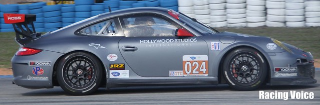 Competition Motorsports Porsche 911 GT3 Cup 12 Hours of Sebring 2012 ALMS