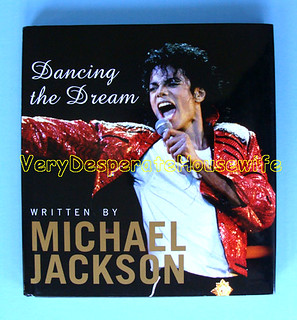 Michael Jackson DANCING THE DREAM Book Poems Stories Photographs Hardcover 2009      Zoom     Enlarge    Michael Jackson DANCING THE DREAM Book Poems Stories Photographs Hardcover 2009 Sell one like this  Michael Jackson DANCING THE DREAM Book Poems Stori | by VeryDesperateHousewife.com