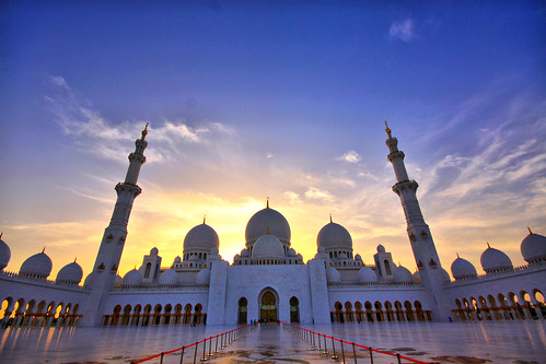 Sheikh Zayed Grand Mosque | by :: Suwaif ::