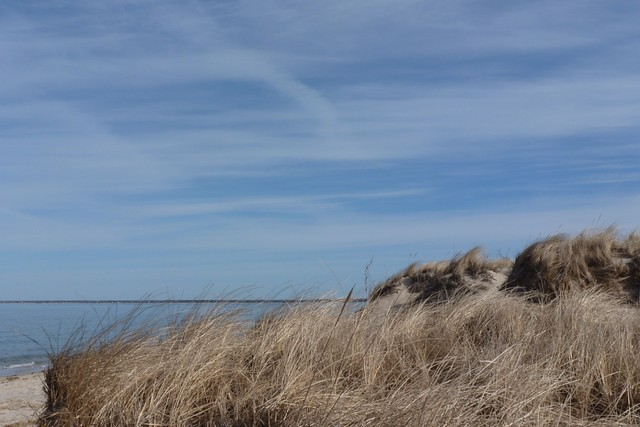 Cape Cod Bay in Brewster