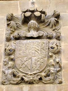 Labastida (Álava). Escudo de Amurrrio. Ramírez de la Piscina, Samaniego y Arellano
