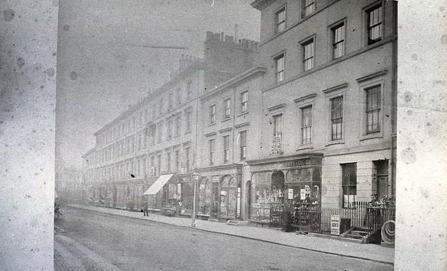 Hastings Robertson Street.