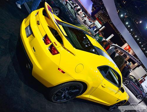 2012 Chevy Camaro SS Photo