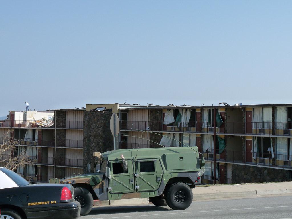 2012 Tornado Season - The National Guard