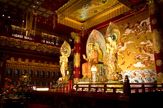 Buddha Tooth Relic & Museum, Singapore | by john.gillespie
