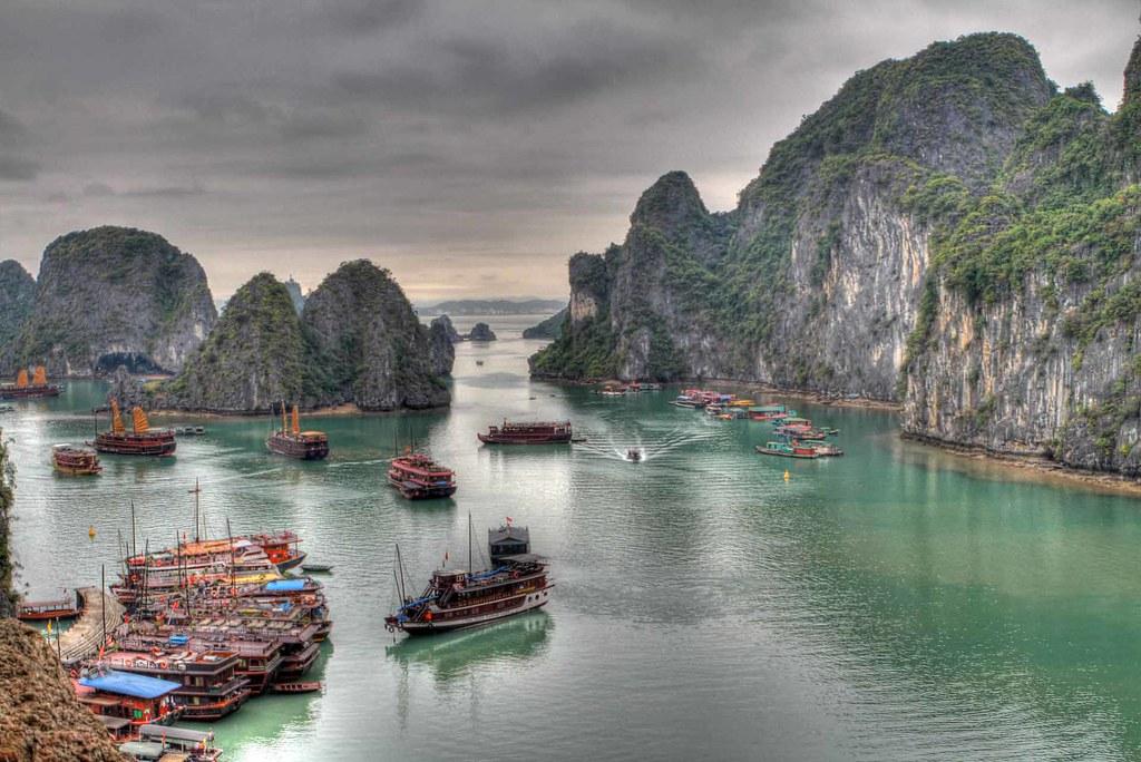 Vietnam | Ha Long Bay | guido da rozze | Flickr