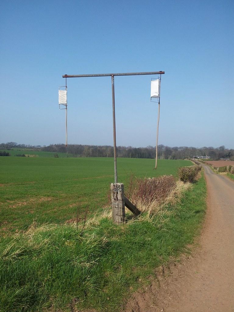 East Lothian mystery object #1 | Near Biel Mill. A metal T-b… | Flickr