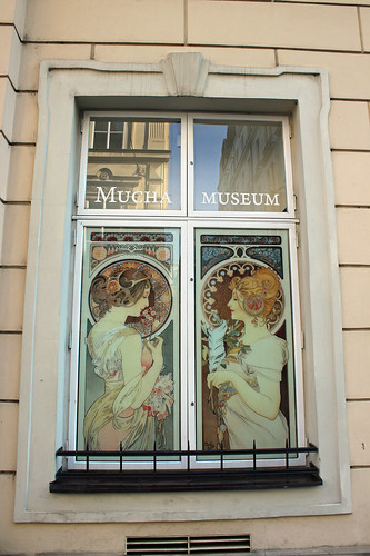 Mucha Museum   by House Of Secrets Incorporated