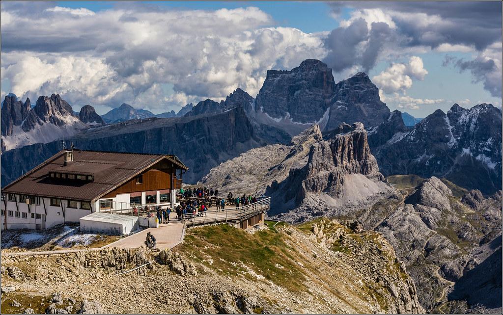 Lagazuoi Una Delle Più Belle Terrazze Delle Dolomiti Flickr