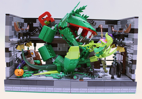 LEGO® CMF Series 14: Scary Story!