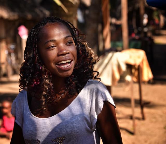 Malagasy Girl, Madagascar