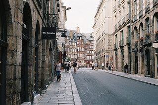 Rennes, on film | by Amelien (Fr) (Moving without internet)