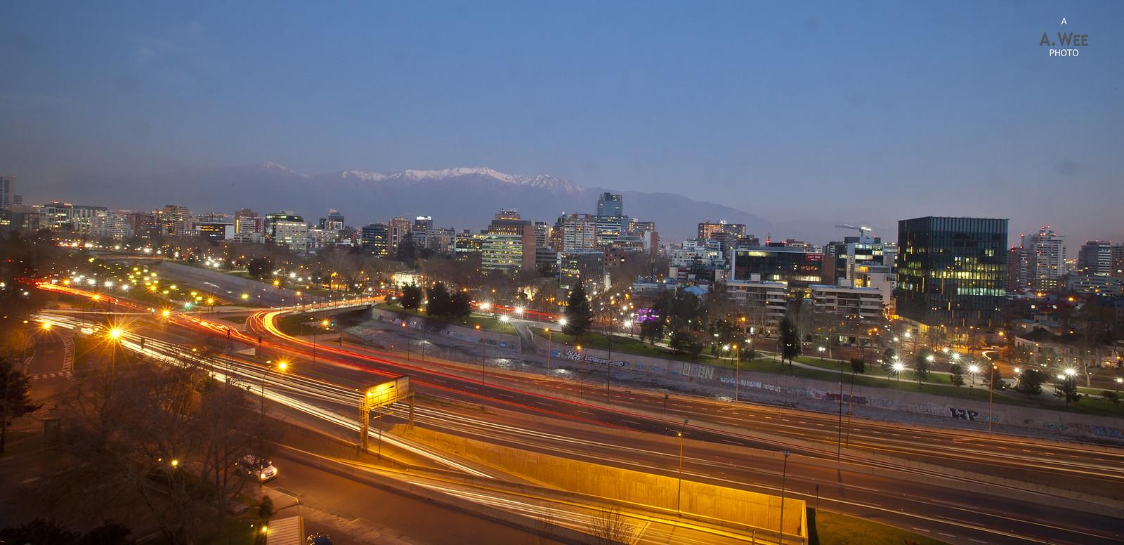 Providencia in Santiago