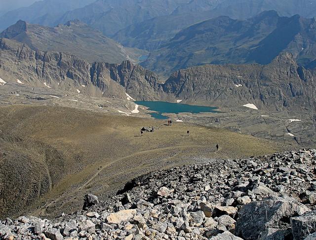 'Oasis' de altura en Monte Perdido