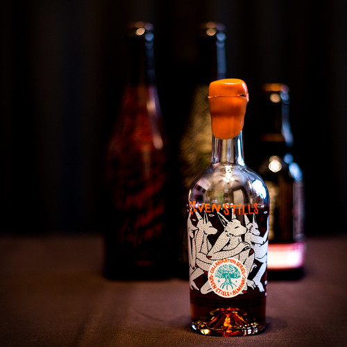 Seven Stills / Almanac Beer Co. Collaboration Dogpatch Whiskey | by fourbrewers