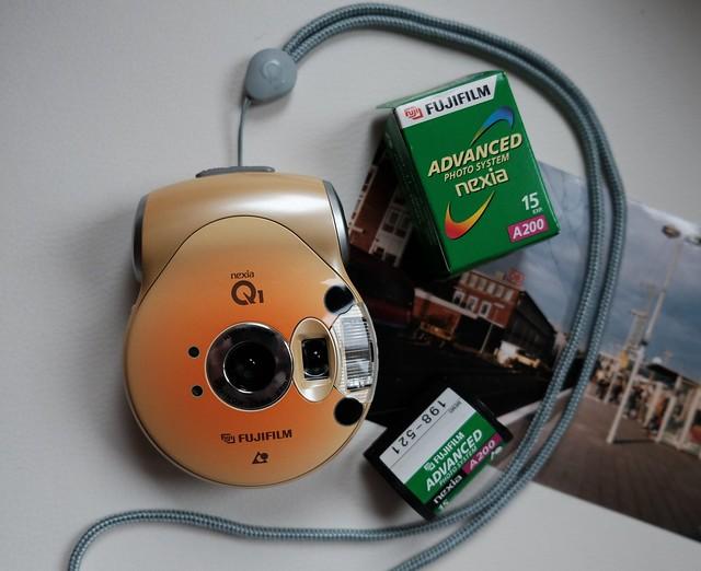 Fujifilm nexia Q1 - nicht nur ein Schmuckstück zum Umhängen