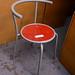 Metal tubular chair
