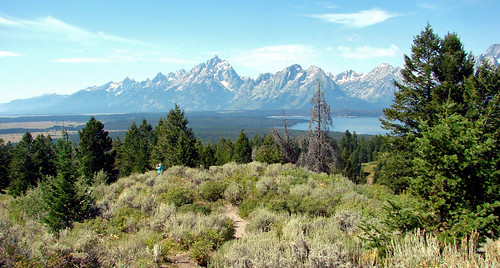 Signal Mountain View, Grand Teton, WY 2011 | by inkknife_2000 (12 million views)