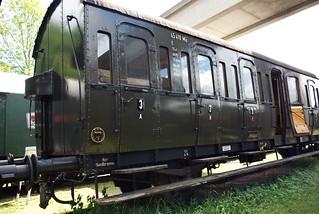 09eb- Personenwagen 45 410 Mü
