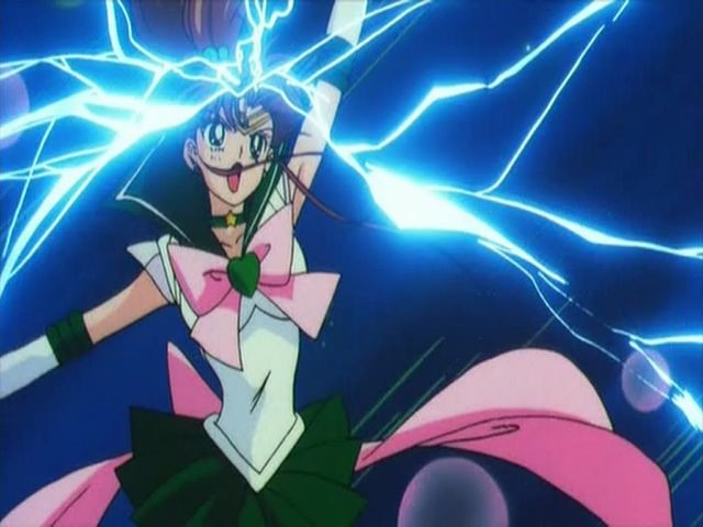 Sailor_Moon_SuperS_Sailor_Jupiter_using_the_Supreme_Thunder_attack