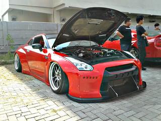 Nissan R35 GT-R Rocket Bunny Pandem