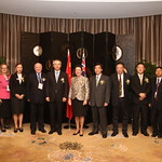 Official delegation at the launch of the Guangzhou-Sydney Business Summit in Guangzhou