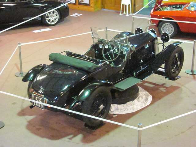 1929 Alfa Romeo 6C 1750 SS Zagato Gran Sport