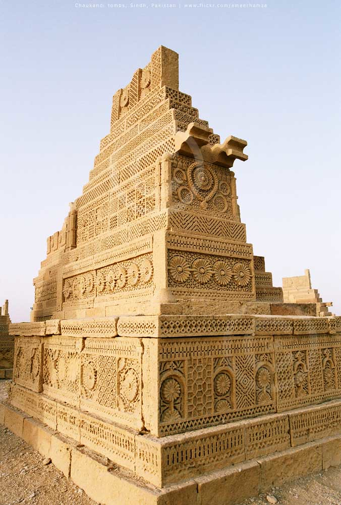 Chowkandi tomb, Karachi | The Chaukhandi (Urdu: چوکنڈی) tomb… | Flickr