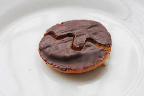 The river Thames Jaffa Cake | by Dominic Wilcox