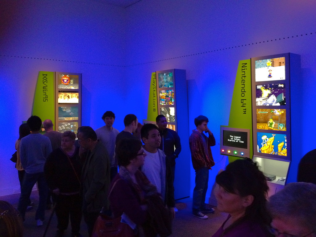 The Art of Video Games 2012