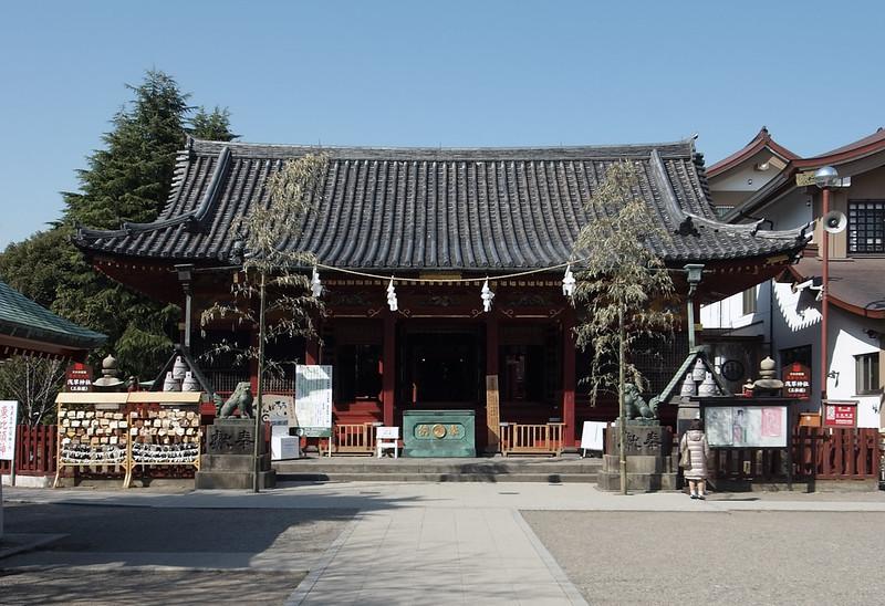 HAIDEN, ASAKUSA SHRINE: Tokyo, 1649