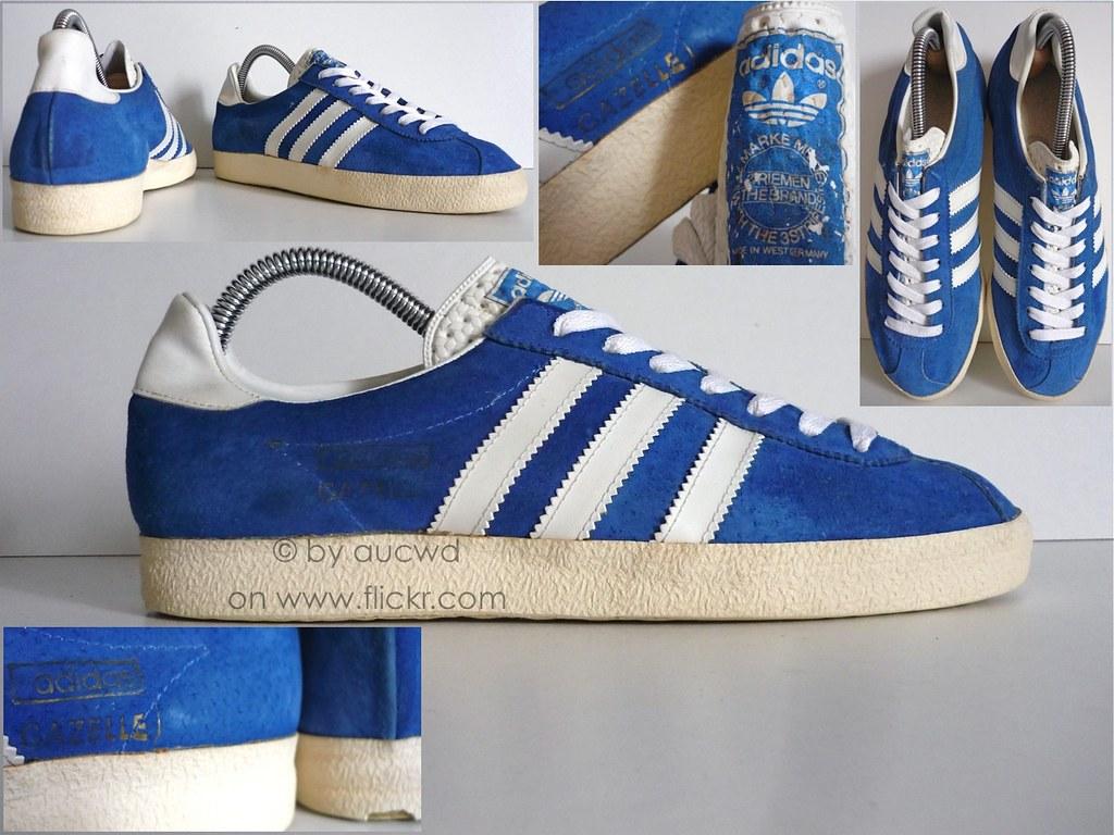 adidas gazelle 80s