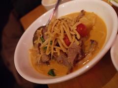 金, 2012-03-09 18:46 - Kang Ped (Duck Red Curry)