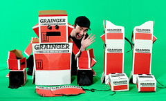 The Man Behind the Grainger Box Man