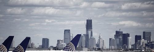 city newyorkcity urban architecture manhattan worldtradecenter newarkairport