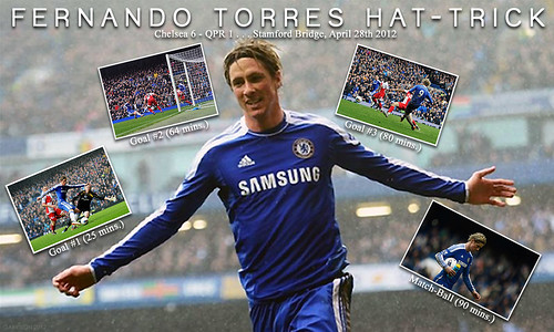 TORRES - Hat-Trick (PC & Smart-Phones) | by The_Old_Grey_Wolf
