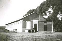 Gawler Blocks Hall, Angle Vale Road  c1950