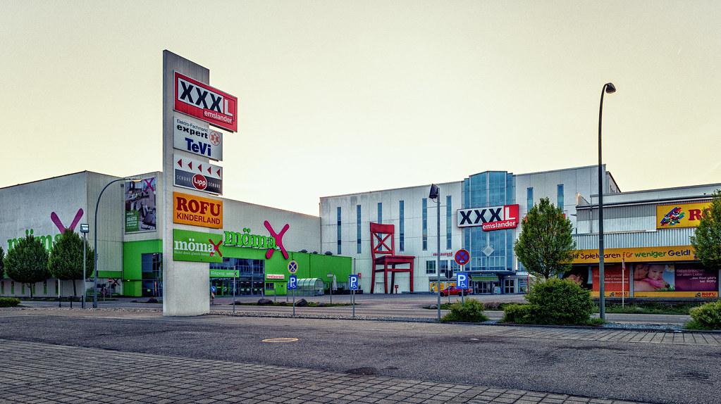 Möbelgeschäft Landshut Gewerbegebiet Weit Entfernt Dav Flickr