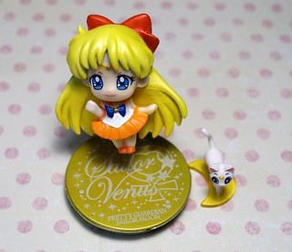 Sailor Venus | by ladyasuna