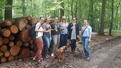 Gruppenfoto Wanderung