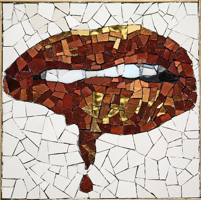 'Juicy Lips'  Artist: Isabelle de Sa Moreira