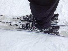 火, 2012-02-21 13:43 - スノーブレード:ショートスキー、ファンスキーなどとも呼ばれる短い板