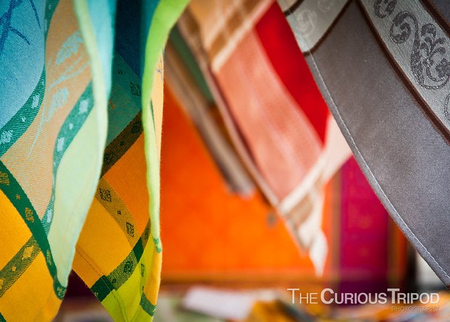 Colorful Fabric