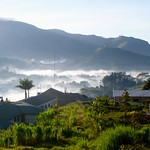 Maubisse in the early morning