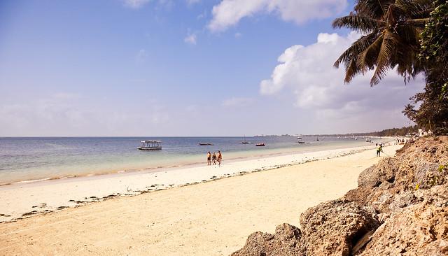 Severin Sea Lodge - Beach