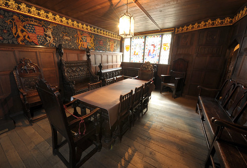 The Old Council Chamber at St. Mary's Guildhall | by Coventry City Council