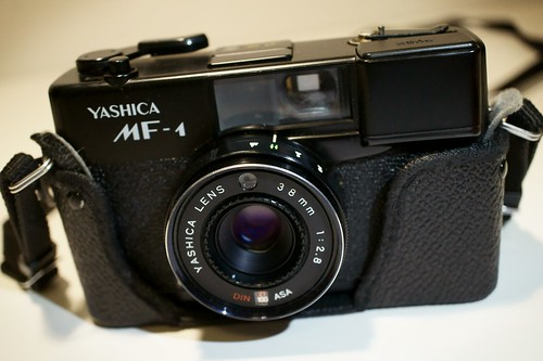 Yashica MF-1 | by Michael Fötsch