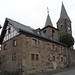 Wassenach - Alter Hof an der Pfarrirche St. Remigius