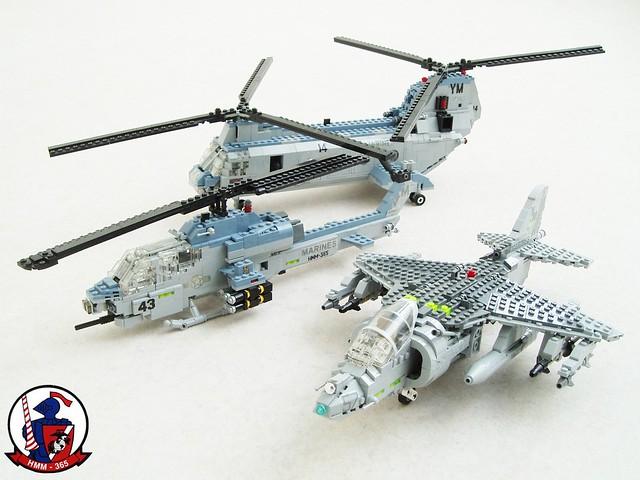 USMC air power